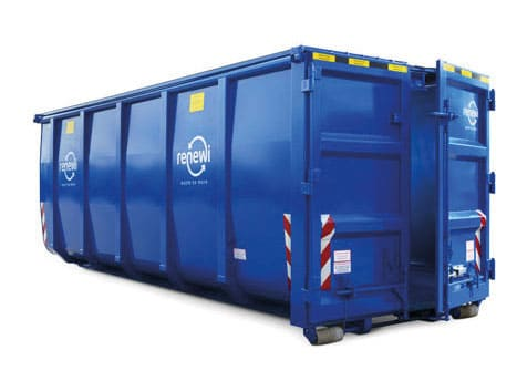 pvc-recycling-container